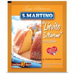 San Martino lievito senza glutine 3 buste