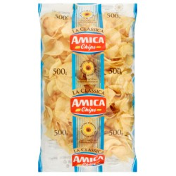 Amica chips patatina classica - gr.500