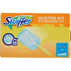Swiffer dusters completo 5pezzi