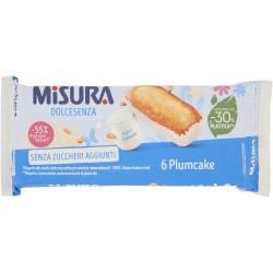 Misura plumcake senza zucchero - gr.190