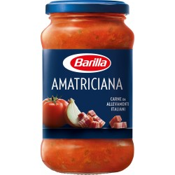 Barilla sugo all' amatriciana - gr.400
