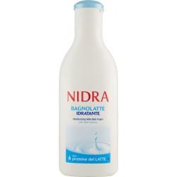 Nidra bagnolatte idratante - ml.750