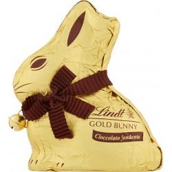 Lindt gold bunny coniglietto al cioccolato fondente gr.100