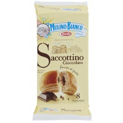 Mulino Bianco saccottino cioccolato - gr.336
