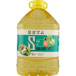 Zeta olio semi vari - lt.5