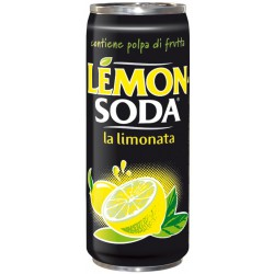 Lemonsoda lattina cl.33