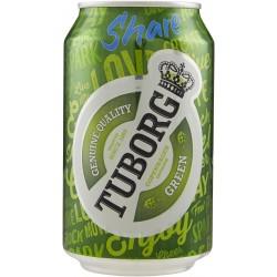 Tuborg birra latt. cl.33