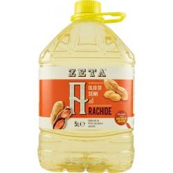 Zeta olio arachidi - lt.5
