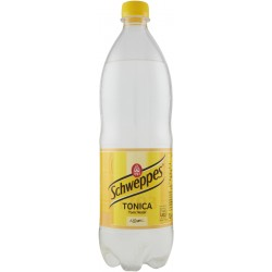 Schweppes tonica pet - lt.1