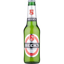 Becks birra cl.33