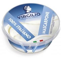 virgilio mascarpone 100% italiano gr.250