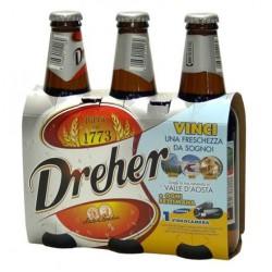 Dreher birra cl.33 cluster x3