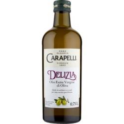 Carapelli olio extra vergine delizia - ml.750
