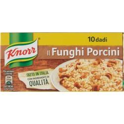 Knorr dadi funghi porcini x10