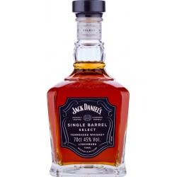 Jack daniels single barrel cl.70