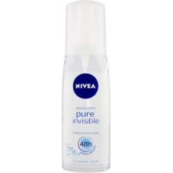 Nivea deodorante pure sensitive - ml.75