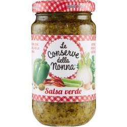 Le conserve della Nonna salsa verde - gr.190