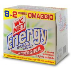 WC net energy candeggina buste 8+2