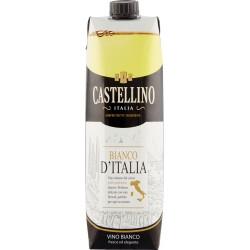 Castellino vino bianco brik - lt.1