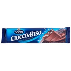 Scotti cioccoriso - gr.100