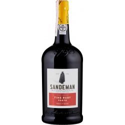 Sandeman porto ruby - lt.1