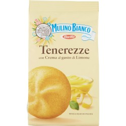 Mulino Bianco Tenerezze con Crema al Gusto di Limone 200 gr.