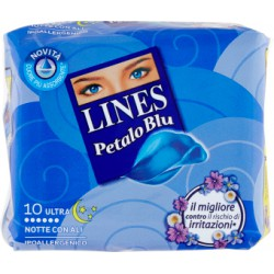 Lines idea petalo notte ali x10