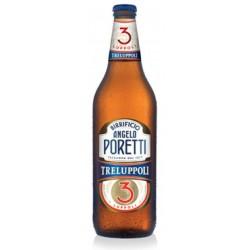 Poretti 3 luppoli birra cl.66