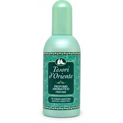 Tesori d'Oriente Profumo aromatico the verde ml.100