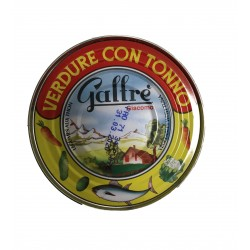 Galfre tonno con verdure - gr.160