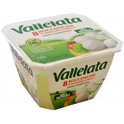 Vallelata bocconcini di mozzarella gr.200