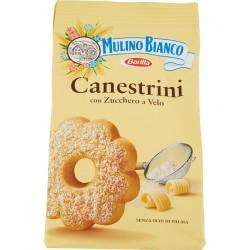 Mulino Bianco Canestrini con Zucchero a Velo 200 gr.