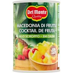 Del monte macedonia frutta sciroppata - gr.420