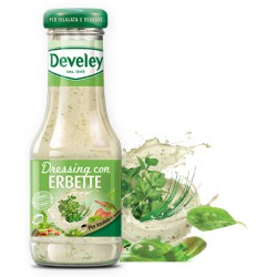 Develey salsa erbette - ml.200