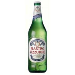 Nastro azzurro birra cl.33 vap