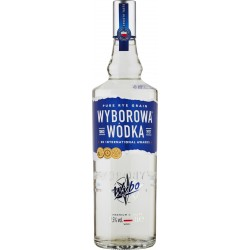 Wiborowa vodka - lt.1