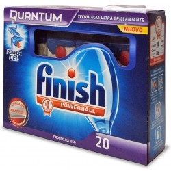 Finish quantum regular tabs x20