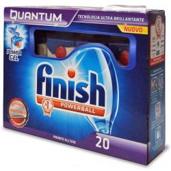Finish quantum regular tabs x20