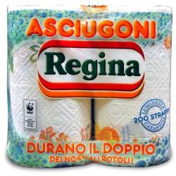 Regina asciugatutto 2 rotoli