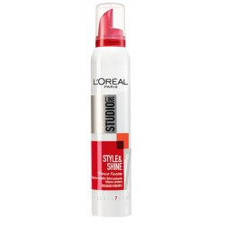 L'Oreal spuma iperforte - ml.150
