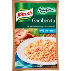 Knorr risotto gamberetti busta - gr.175