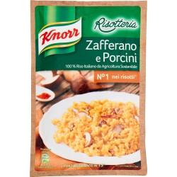 Knorr risotto allo zafferano e porcini in busta - gr.175