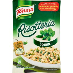 Knorr risotto spinaci busta - gr.175