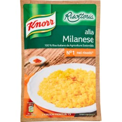 Knorr risotto milanese busta - gr.175