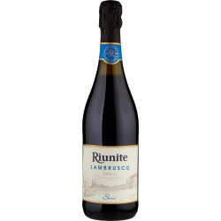 Riunite lambrusco secco cl.75