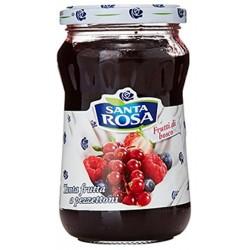 Santa Rosa confettura ai frutti di bosco - gr.350
