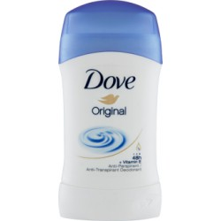 Dove deoodorante in stick original - ml.30
