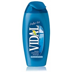 Vidal doccia polar ice - ml.250