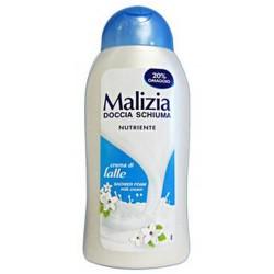 Malizia doccia nutriente latte - ml.250+50