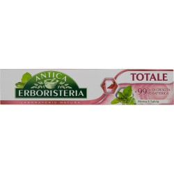Antica Erboristeria dentifricioTotale Salvia-Menta 75 ml
